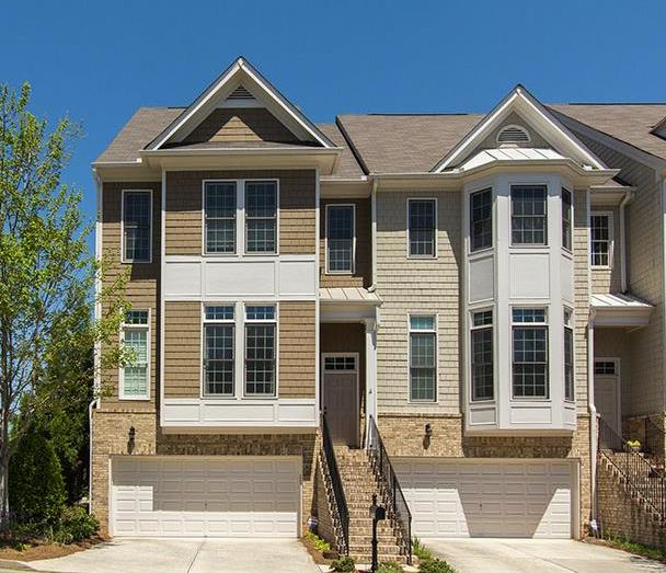 Cumming Georgia Townhome In Liberty